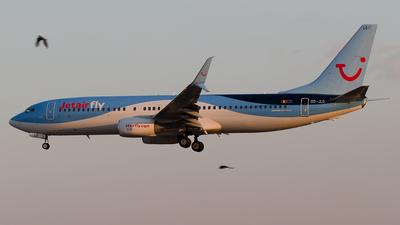 OO-JLO - Boeing 737-8K5 - Jetairfly