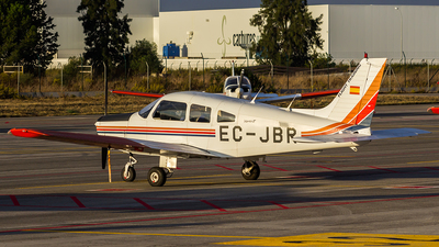 A picture of ECJBR - Piper PA28161 Warrior II -  - © kehdi737w