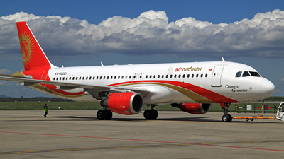 EX-32001 - Airbus A320-212 - Air Bishkek