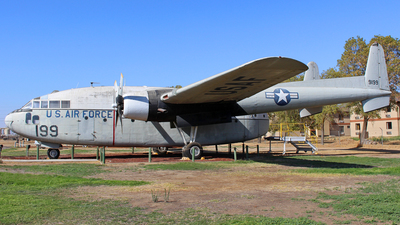 49-0199 - Fairchild C-119C Flying Boxcar - United States - US Air Force (USAF)