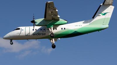 LN-ILS - Bombardier Dash 8-103 - Widerøe
