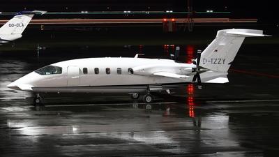 A picture of DIZZY - Piaggio P180 Avanti - AirGO Private Airline - © BaszB