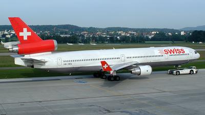 HB-IWQ - McDonnell Douglas MD-11 - Swiss