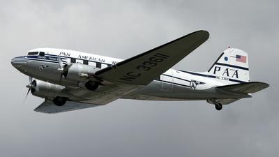 NC33611  - Douglas DC-3C - Private