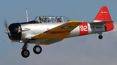 N7976A - North American AT-6F Texan - Private
