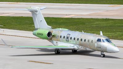 N269GA - Gulfstream G280 - Gulfstream Aerospace
