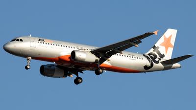 A picture of VHVQJ - Airbus A320232 - Jetstar Airways - © Daniel Benefield