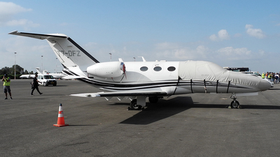 T7-DFZ - Cessna 510 Citation Mustang - Private