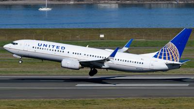 N73276 - Boeing 737-824 - United Airlines