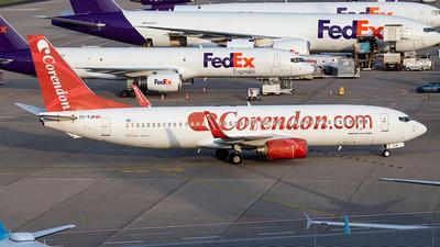A picture of TCTJP - Boeing 7378BK - Corendon Airlines - © Markus Altmann