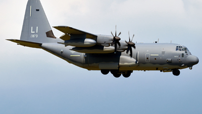 16-5873 - Lockheed Martin HC-130J Hercules - United States - US Air Force (USAF)