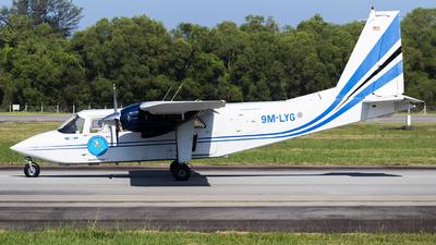 9M-LYG - Britten-Norman BN-2B-20 Islander - Layang-Layang Aerospace