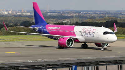 HA-LJF - Airbus A320-271N - Wizz Air