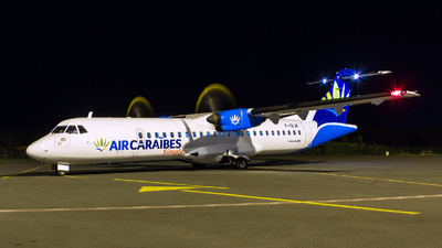 F-OIJK - ATR 72-212A(500) - Air Caraïbes