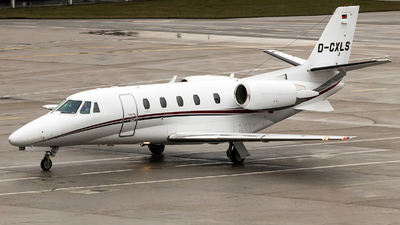 D-CXLS - Cessna 560XL Citation XLS Plus - Air Hamburg