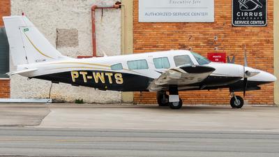 PT-WTS - Embraer EMB-810D Seneca III - Private