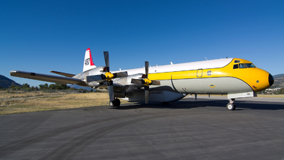 C-FZCS - Lockheed L-188A(F) Electra - Air Spray