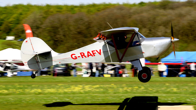 A picture of GRAFV - Avid Speedwing - [PFA 18911738] - © Paul Chandler