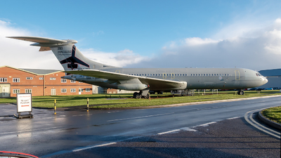 XR808 - Vickers VC-10 C.1K - United Kingdom - Royal Air Force (RAF)