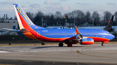 A picture of N299WN - Boeing 7377H4 - Southwest Airlines - © Nick Sheeder