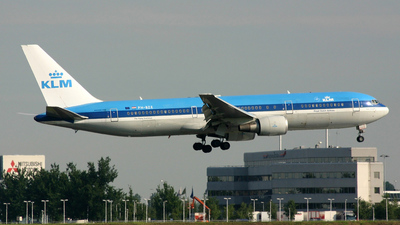 PH-BZE - Boeing 767-306(ER) - KLM Royal Dutch Airlines