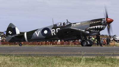 VH-HET - Supermarine Spitfire Mk.VIII - Private