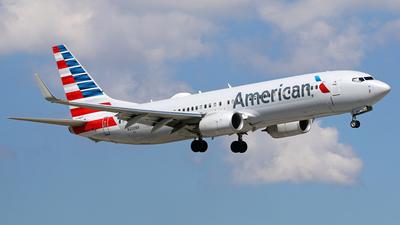 N200NV - Boeing 737-823 - American Airlines
