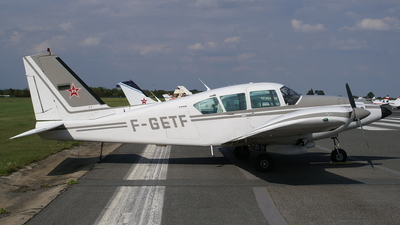 F-GETF - Piper PA-23-250 Aztec F - Private