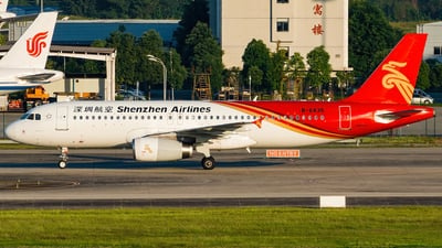 B-6835 - Airbus A320-232 - Shenzhen Airlines