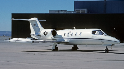 86-0375 - Gates Learjet C-21A - United States - US Air Force (USAF)