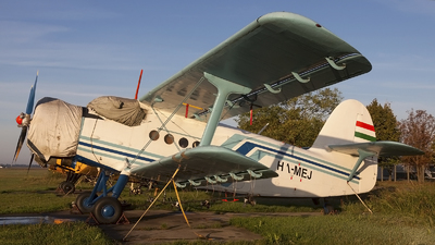 HA-MEJ - PZL-Mielec An-2R - Private