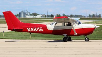 N4811G - Cessna 172N Skyhawk - Poplar Grove Airmotive