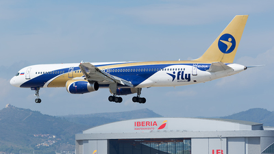 EI-DUA - Boeing 757-256 - I-Fly Airlines