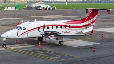 F-HETS - Beech 1900D - Chalair Aviation