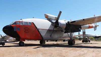 N13743 - Fairchild C-119C Flying Boxcar - Hemet Valley Flying Services