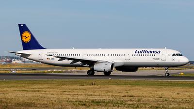 D-AIRN - Airbus A321-131 - Lufthansa