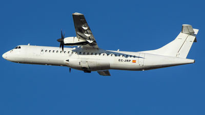 EC-JRP - ATR 72-212 - Swiftair