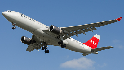 VP-BYU - Airbus A330-223 - Nordwind Airlines