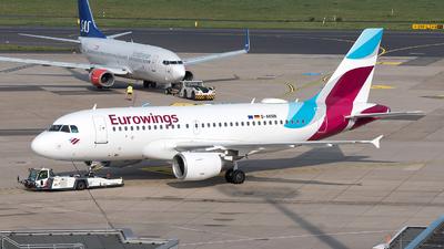 A picture of DAKNN - Airbus A319112 - Eurowings - © Sebastian Thiel