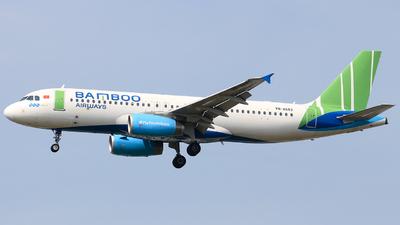 VN-A583 - Airbus A320-232 - Bamboo Airways