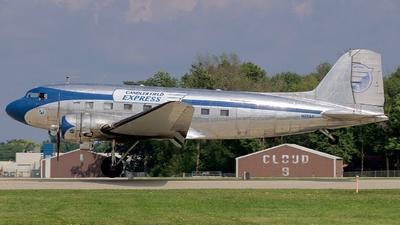 N28AA - Douglas DC-3A - Private