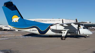 A picture of CGRGO - De Havilland Canada Dash 8100 - [258] - © Mike MacKinnon