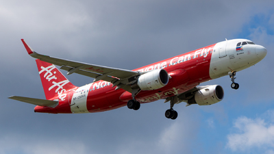 A picture of RPC8966 - Airbus A320216 - AirAsia - © Hagin Busto