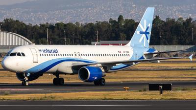 XA-SUN - Airbus A320-214 - Interjet