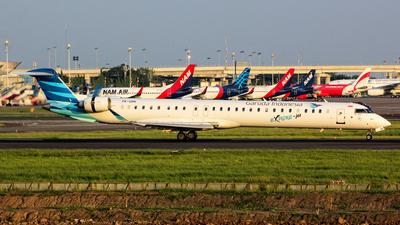PK-GRK - Bombardier CRJ-1000ER - Garuda Indonesia Explore Jet