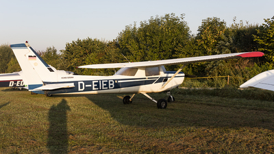 D-EIEB - Reims-Cessna F152 - Private