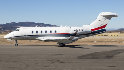 N447JW - Bombardier BD-100-1A10 Challenger 350 - Private