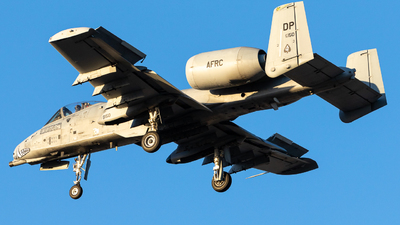 79-0150 - Fairchild A-10C Thunderbolt II - United States - US Air Force (USAF)