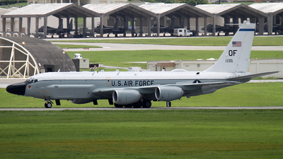 62-4135 - Boeing RC-135W Rivet Joint - United States - US Air Force (USAF)