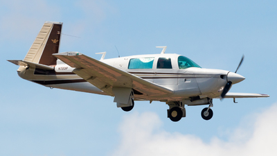 N7201P - Mooney M20J - Private